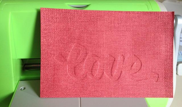 Jantar romântico Dia dos Namorados - Home decor na Silhouette - Guardanapos personalizados