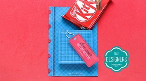 Chocolate - Como Fazer Lembrancinha para o Dia dos Pais - Passo a Passo