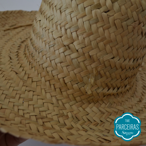 Chapéu de Palha Personalizado - Diy Festa Julina