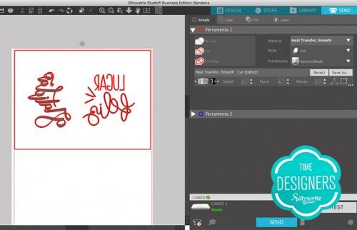 Como Fazer Pintura com Stencil: Passo a Passo - Lettering no Silhouette Studio