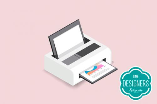 Quais Materiais Preciso para Iniciar na Papelaria Personalizada? - Impressora de 6 cores