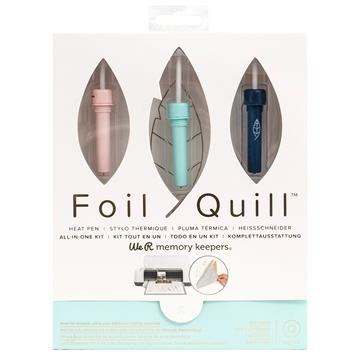 Kit Inicial Foil Quill We R - Materiais para Scrapbook - Equipamentos, Ferramentas e Insumos