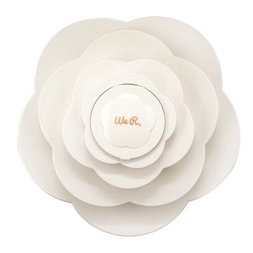 Organizador Bloom Branco We R - Materiais para Scrapbook: Equipamentos, Ferramentas, Insumos