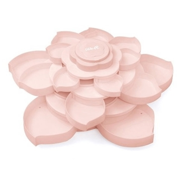 Organizador Bloom Rosa We R - Materiais para Scrapbook: Equipamentos, Ferramentas, Insumos