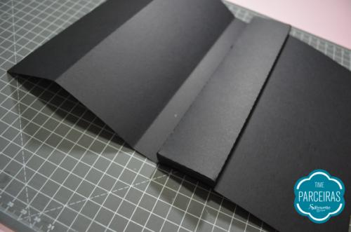Quebra Cabeça Brilha no Escuro - DIY com Shape Grátis - Caixas de suporte fixadas à capa