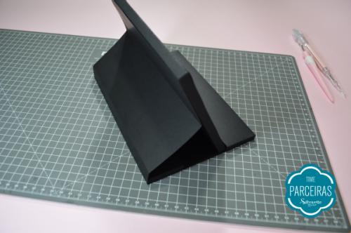 Quebra Cabeça Brilha no Escuro - DIY com Shape Grátis - Caixa Tablet Pronta