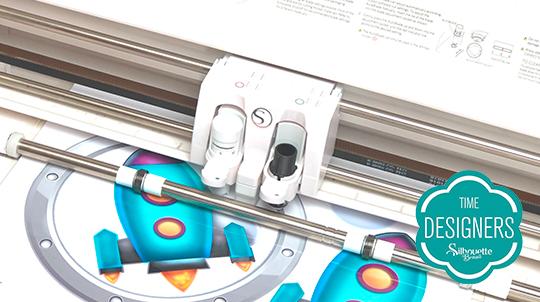Como Fazer Topo de Bolo com Shaker na Silhouette - DIY - Corte na Sil