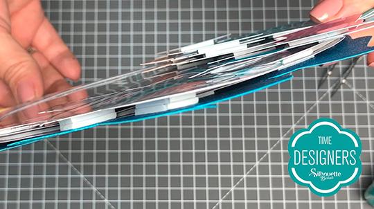 Como Fazer Topo de Bolo com Shaker na Silhouette - DIY - Camadas