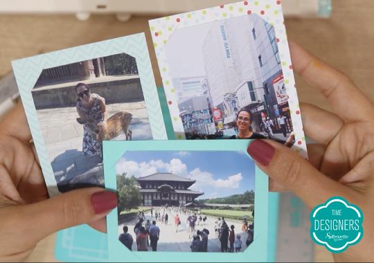 Como Fazer Varal de Fotos - PAP com Dicas e Ferramentas - Encaixe as Fotos nas Molduras
