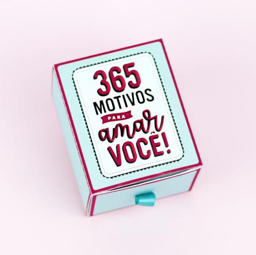 Bodas de 1 Ano de Namoro - Como Fazer Caixa Personalizada