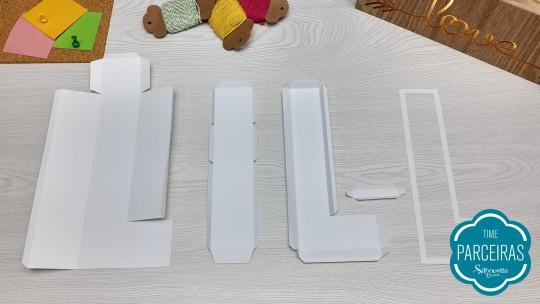 Partes da letra L