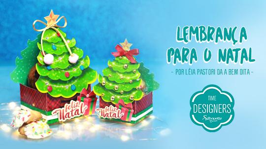 Caixas para Biscoitos e Panetones de Natal – PAP com Shape Grátis