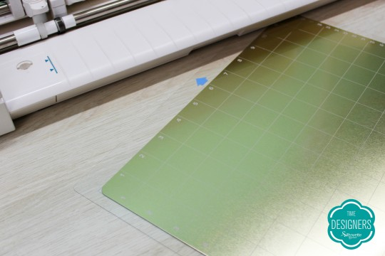 Preparando a base magnética Foil Quill We R