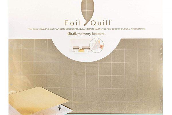 Base Magnética para aplicação de Foil Quill We r - 01 unidade