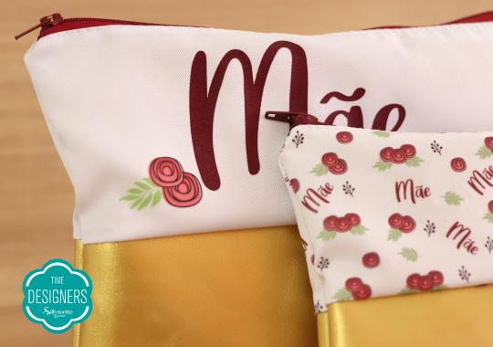 Kit de Necessaires de Dia das Mães pronto
