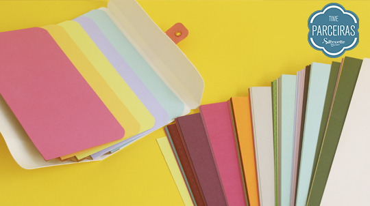 opções cores kit papéis cardstock mini álbum scrapbooking feito ele