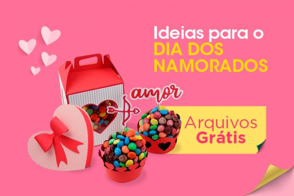 12 Ideias para o Dia dos Namorados + Arquivos GRÁTIS