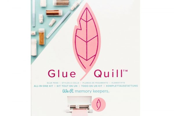 Kit Inicial Glue Quill We R Memory Keepers