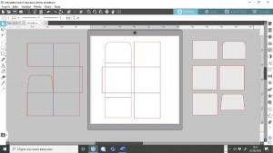 Abra arquivo Silhouette Studio