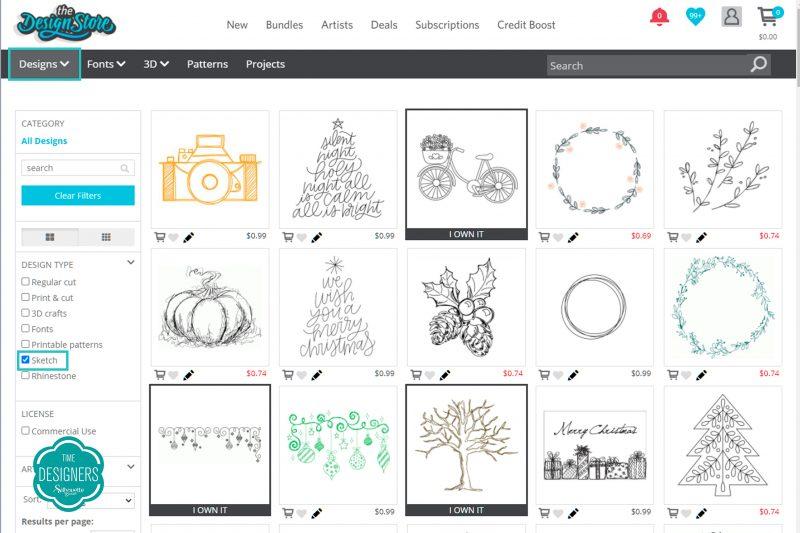 Design Store Silhouette America