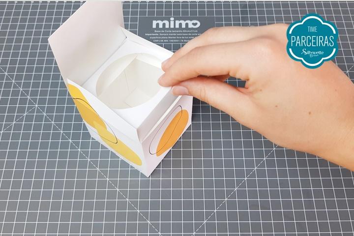 Como Fazer Velas Personalizadas + Caixa