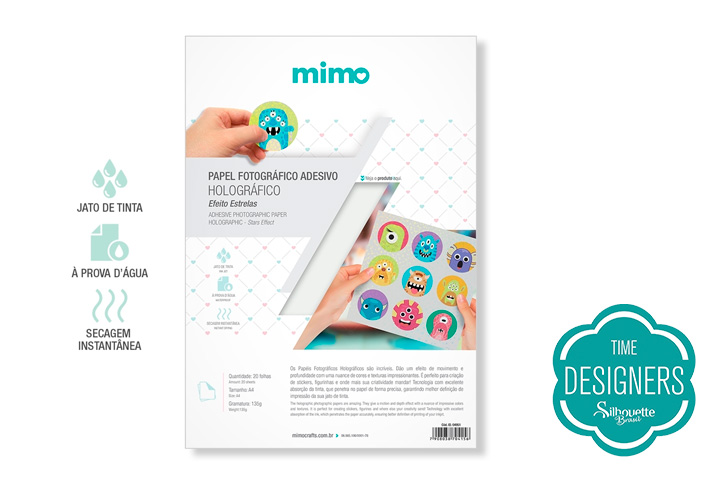 Kit Entrega para Pedidos - DIY Fácil com Molde Grátis