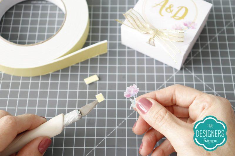 Lembrancinha de Casamento Fácil de Fazer - DIY com Molde Grátis