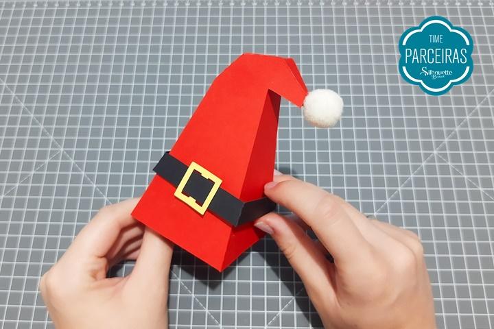 Passo 12 - Caixa de Natal