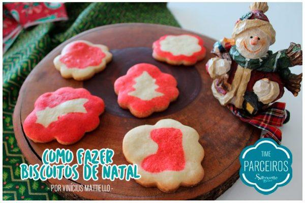 Como Fazer Biscoitos de Natal – DIY Fácil e Receita