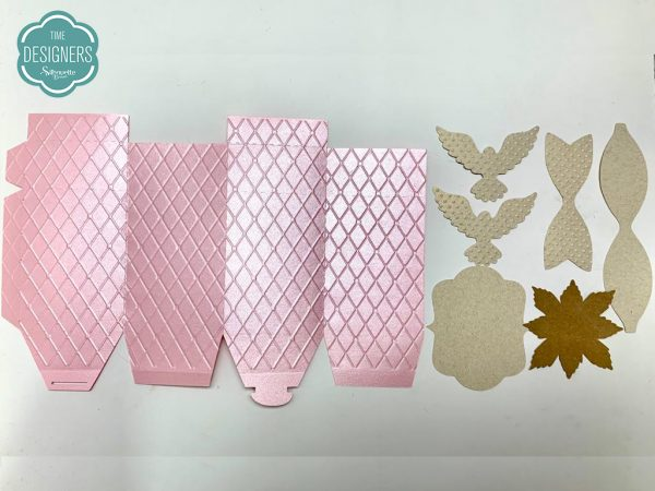 Texturas em Papel Mimo Embossing