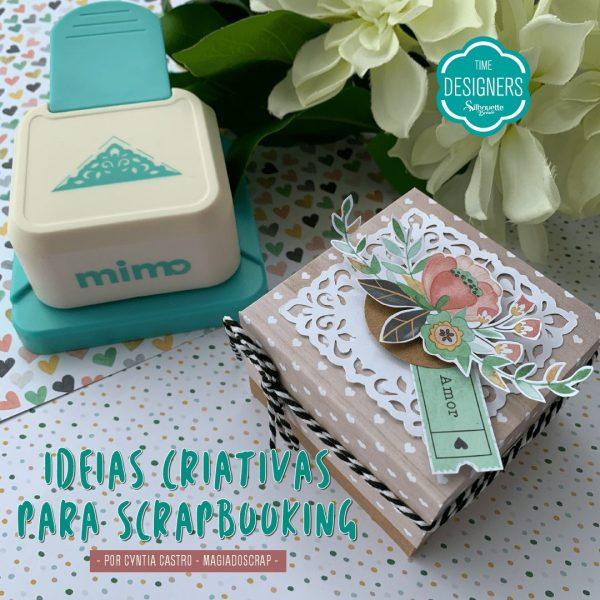 Ideias Criativas para Scrapbooking
