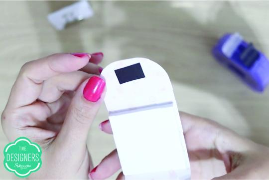 Aplicador de Efeitos Metalizados - Mimo Stamping Mini