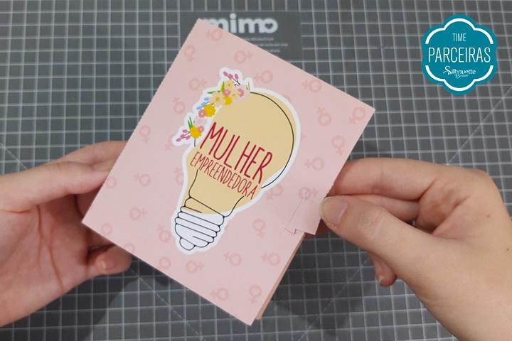 Semana da Mulher Empreendedora - DIY + Arquivo Grátis
