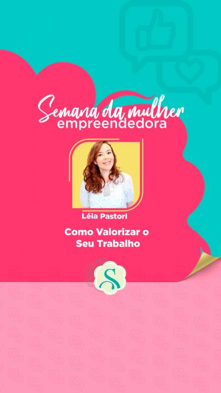 Semana da Mulher Empreendedora - Silhouette Brasil
