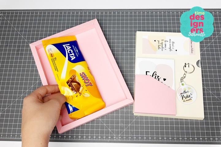 Kit Dia das Mães - Passo a Passo + Arquivo GRÁTIS