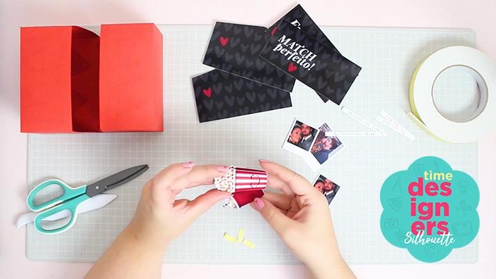Kit Dia dos Namorados: Cinema em Casa - Arquivo GRÁTIS