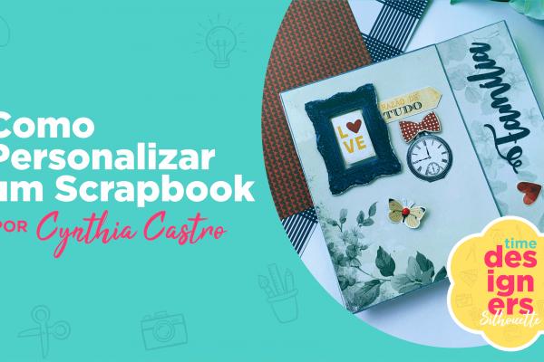 Como Personalizar Um Scrapbook?