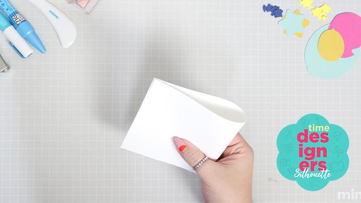 Como Fazer um Cartão Shaker