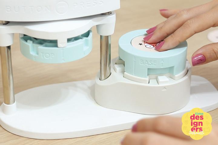 Máquina de Fazer Bottons - Button Press We R