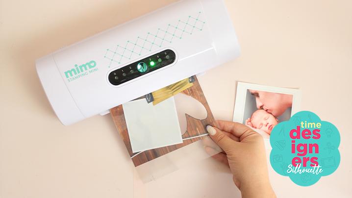 Mimo Stamping 3 - Aplicador de Efeitos Metalizados