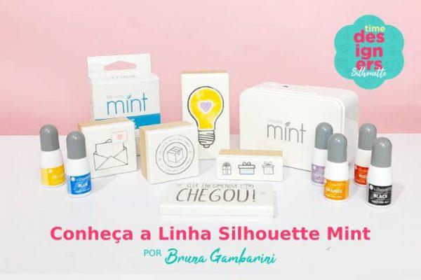 Silhouette Mint :  A Máquina de Fazer Carimbos Perfeita!