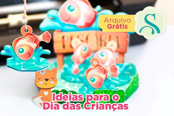 Ideias para Dia das Crianças