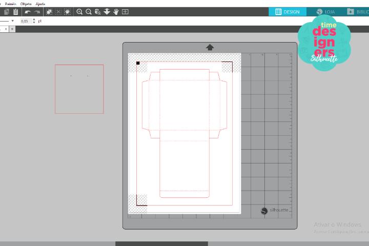 Impressora 3D Silhouette Alta Plus